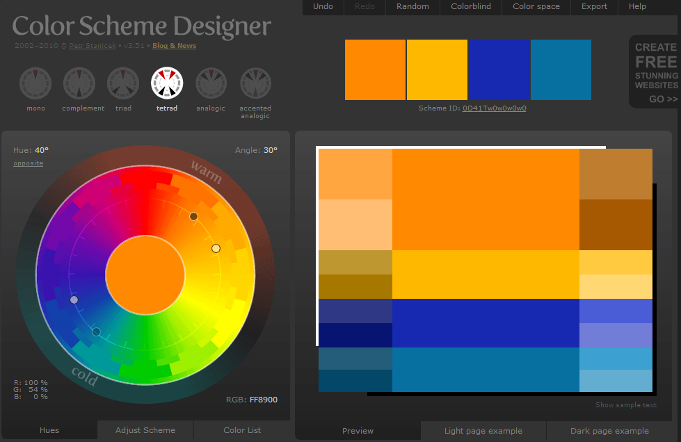 color-scheme-designer