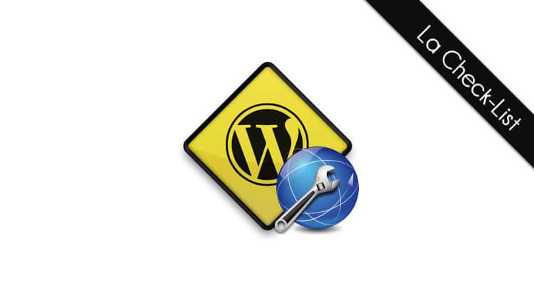 checklist-wordpress
