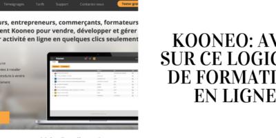 KOONEO_ avis sur ce logiciel de formation en ligne