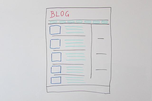 erreur en blogging à éviter