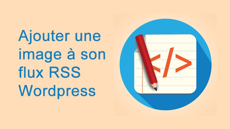 image flux rss wordpress