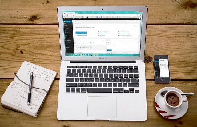 Définir le nom du blog et le nom de domaine
