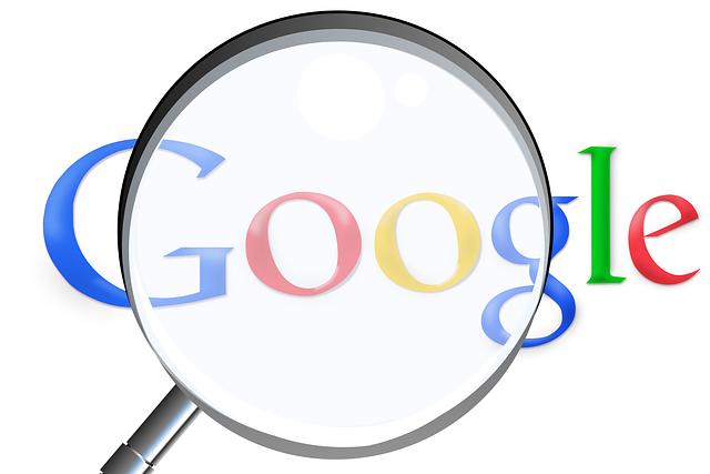 volume de recherches Google