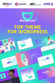 monstroid 2 theme wordpress
