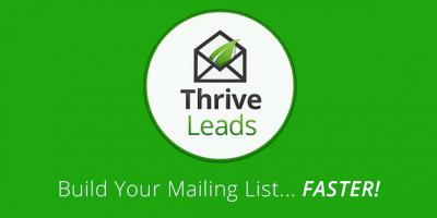 thrive leads avis